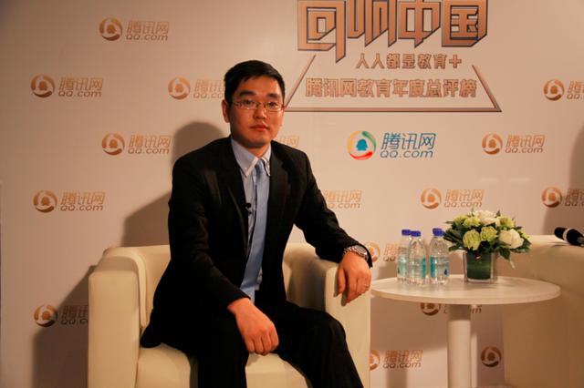 洛基英语总经理刘安乐:教育是用良心来做的