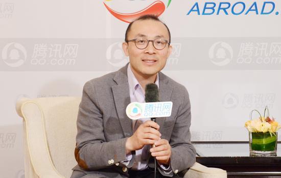 鲨鱼公园董事长张永琪 国内素质教育还很欠缺