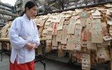 日本考试季最热闹的是神社