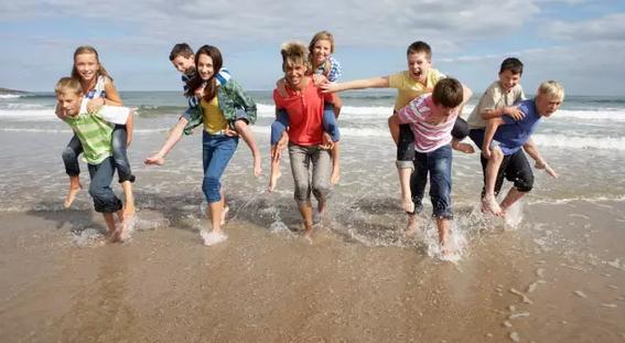 美国夏令营教会孩子的七件事