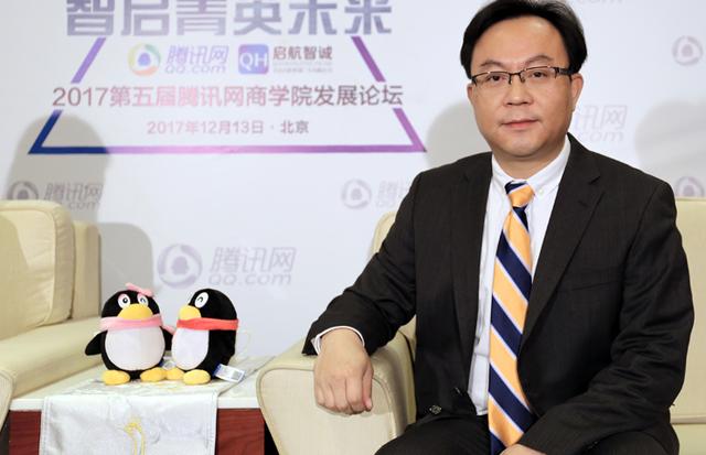 宁波(中国)供应链创新学院院长刘少轩:培养供应链人才