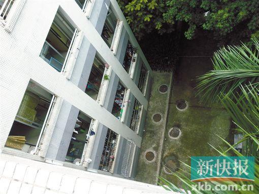华南师范大学一名男博士生半夜坠楼身亡(图)
