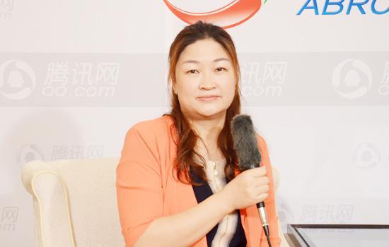 飞博教育副总裁李茜 用英语学习英语培养思维