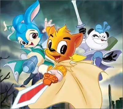 top    《虹猫蓝兔七侠传》《哪吒传奇》并列图片