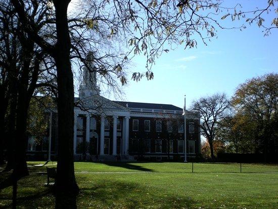 沃顿商学院