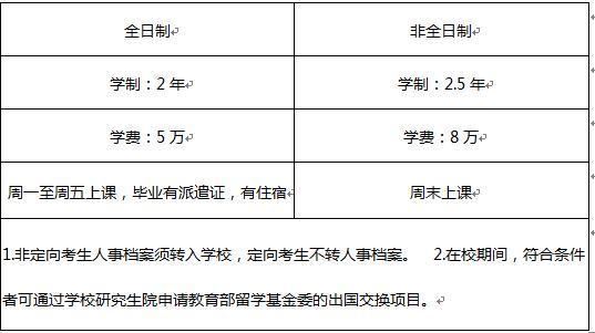 中央民族大学MBA秘书陈捷:提供终身化教育服