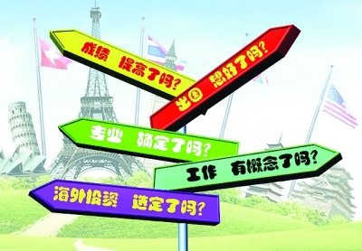 留学进入旺季 让准留学生认清职业发展方向