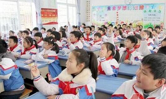 聚焦城镇中小学大班额现象:有学校一班达150人