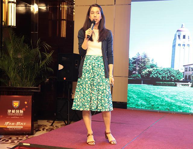 腾讯教育 |【北京站】美国IFK高中招生官Lisa Hampton:游学可以增加孩子独立性