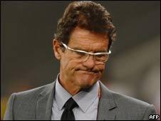 Fabio Capello, England Manager