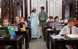 夫妻开私塾 让孩子学国学