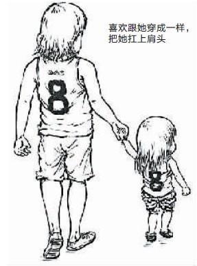 父亲手绘漫画记录女儿成长史 父爱引发网友泪奔