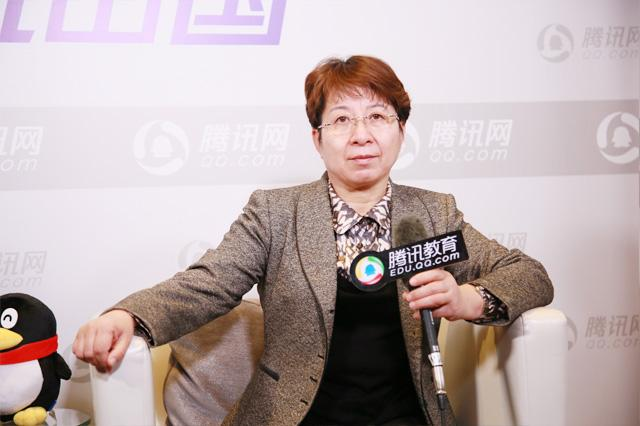 海淀外国语教育集团朱燕:中美高中注重过程性评价
