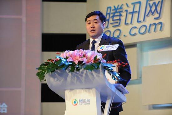 2012腾讯教育总评榜 十大少儿英语品牌颁奖