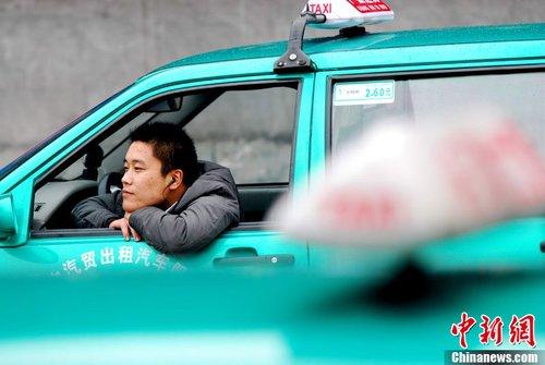 """""""闰年虫""""咬瘫广州上千出租车"""