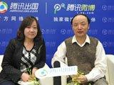 秋季教育展腾讯专访雅思之父胡敏
