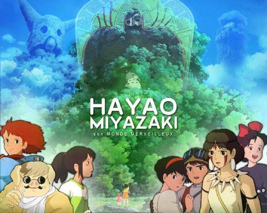 美文欣赏:日本动画大师宫崎骏宣布即将退休