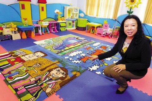 广州自闭症儿童公办学校招生 家长冒雨排队3天2夜