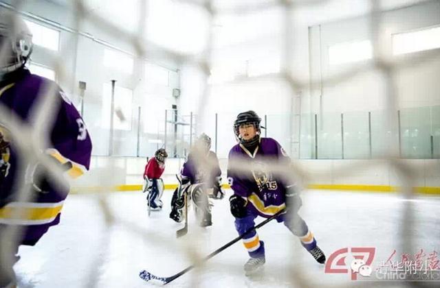 清华附小百年校庆倒计时145天:冰球少年的逐梦之路