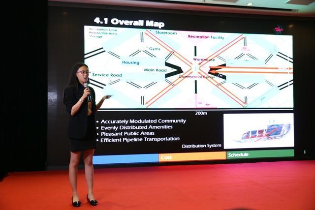 国际太空城市设计大赛中国区决赛在京落下帷幕图片