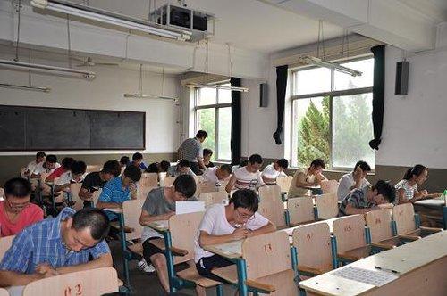 山东完成高等教育自学考试在校生实践课考核