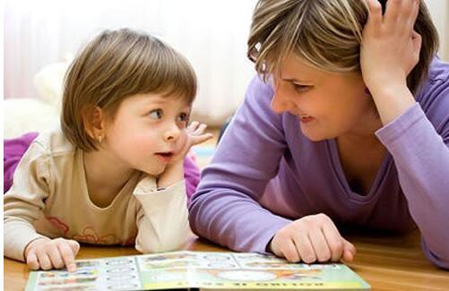 如何抓住孩子英语学习的兴趣