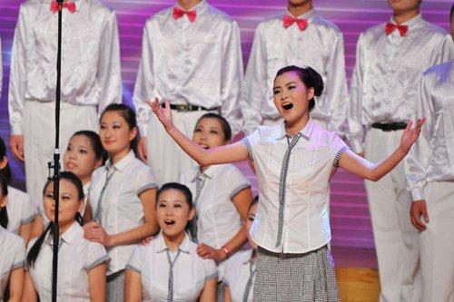 第二届魅力校园合唱汇演闭幕式唱响北大