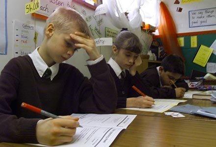 不仅英国人数学成绩差 法国中学生也躺枪