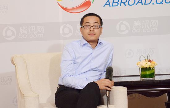 飞博教育副总裁王殿明 听说读秀四维度学英语
