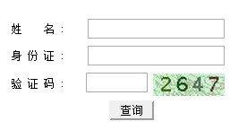 2013年广东外语外贸大学高考录取查询系统