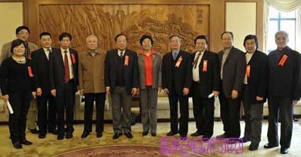 上海校友会庆祝清华百年校庆大会举行