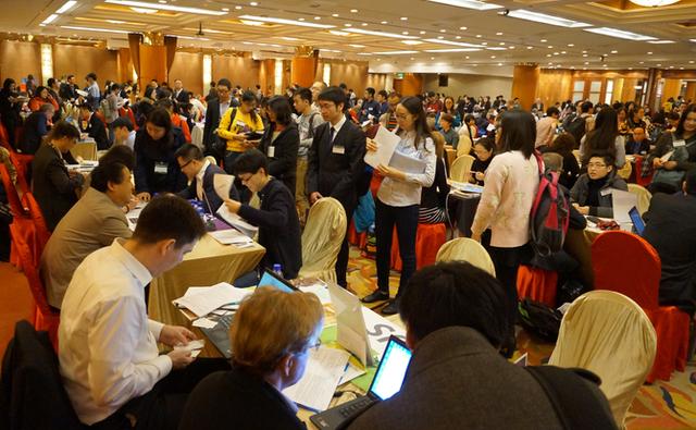 第八届博士生招生面试交流会周六在京开幕
