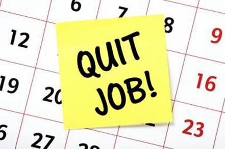职场英语:10个迹象告诉你,你该辞职了!