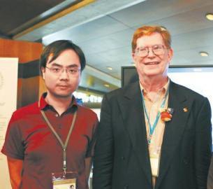 北大34岁博导获欧洲天文学会奖 系首位中国人