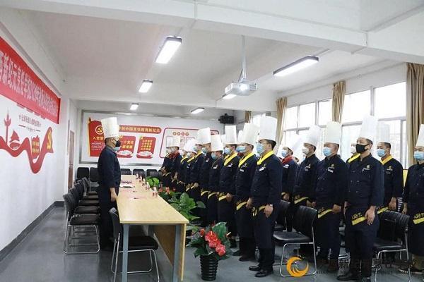 陕西新纪元烹饪学校教师业务技能考核圆满落幕
