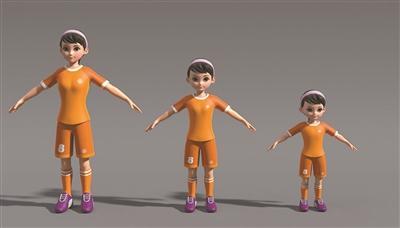 人教社编成首部足球教材:3D图讲进攻战术