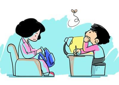 个小测试,您能准确判断出以下几 案例一:   学生L,上课从不听讲