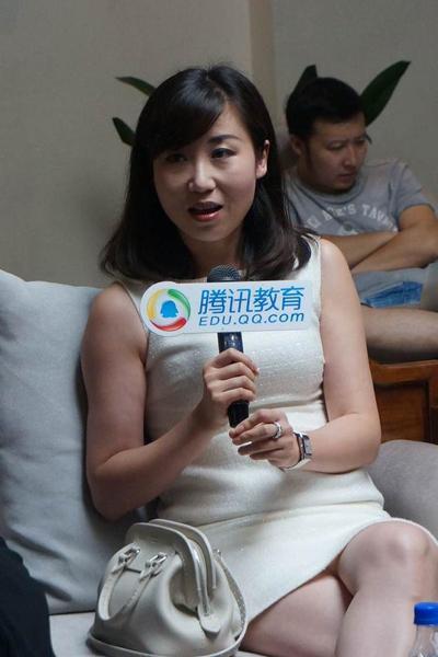 迈格森苏颖昕:学习外语的速度要保证学生跟上