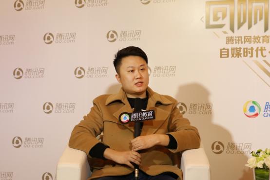 专访原画人杨凯:先有自媒体再做教育机构
