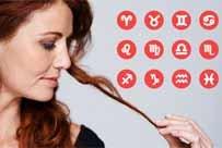 揭秘12星座女人最适合的发型