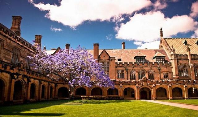 据说申请澳洲留学这些学校较容易!