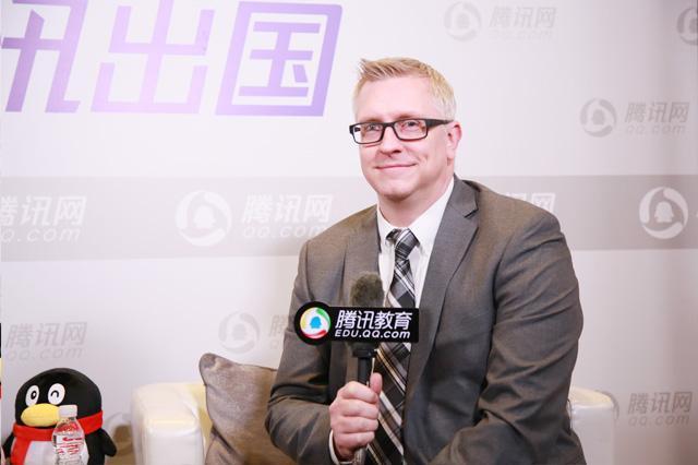 北京朝阳凯文学校Rufus Samkin:确保学生开心很重要