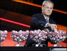 Draw for the Champions League
