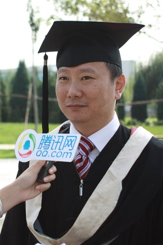胡江成:EMBA毕业仅是阶段成果 重在知识拓展