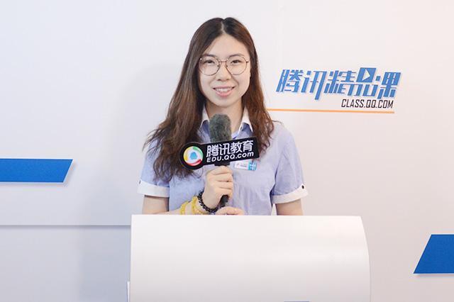 东方国际张琳雪:教学思维模式及对教育把控进度