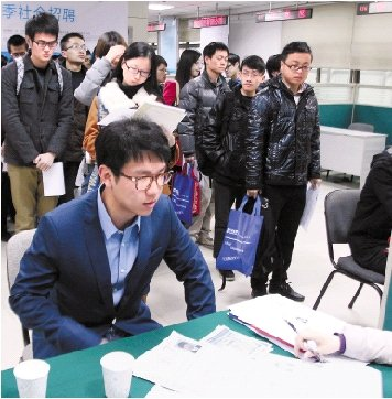 中国年轻人春节假期后忙跳槽:你换工作了吗?