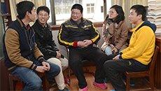 暖!武大师生20年接力为盲人读书