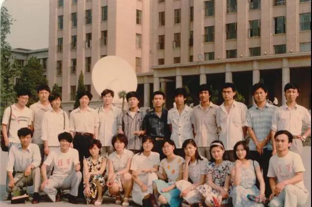 清华校友毕业30年特写:80年代正芳华