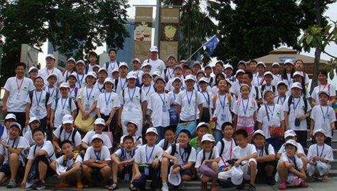 第六届IMC新加坡决赛 桦树湾教育获得15金22银34铜