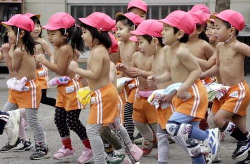 令人震惊的日本幼儿园教育——理性看待